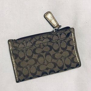 Coach Coin and Card Wallet